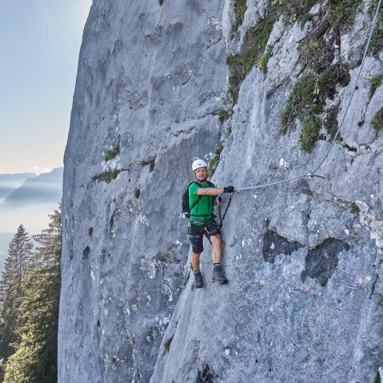Klettersteig Gitschenwand